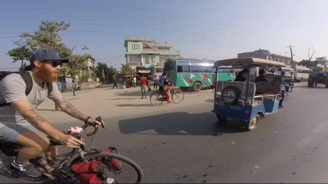 dhara-biking