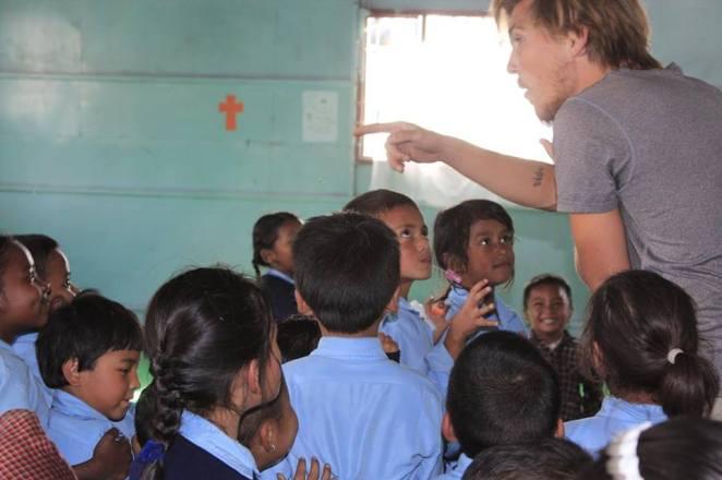 joel-kathmandu-school-kids